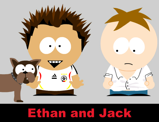 Ethan and Jack